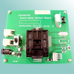 Stand-alone Socket Board